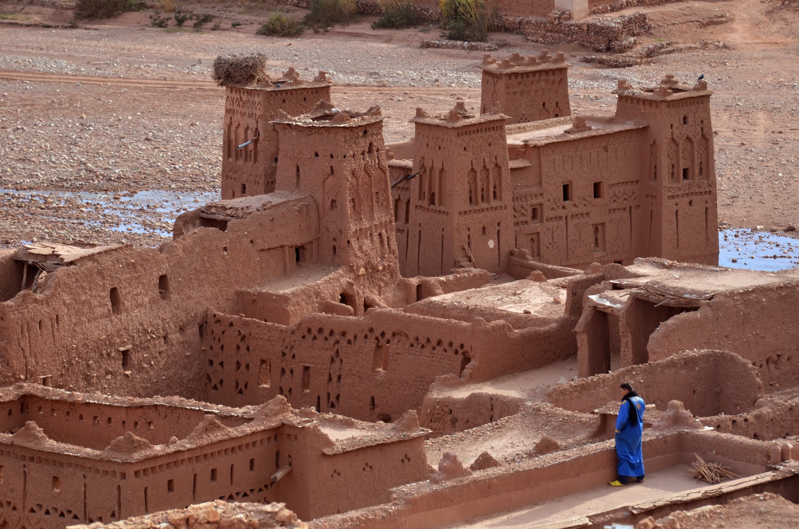 6 Days Tour From Fes To Marrakech Through Merzouga Desert