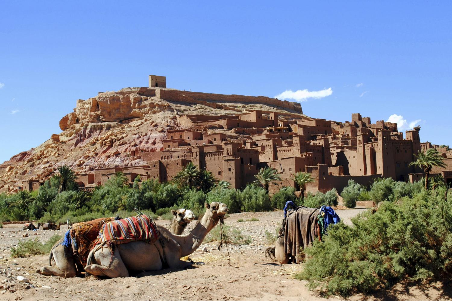 8 Days Tour From Fes To Marrakech Via Imperial City, Desert