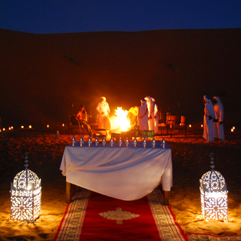 4 days New year's eve morocco via desert from marrakech